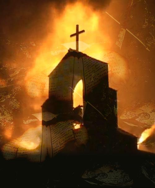 church-montage